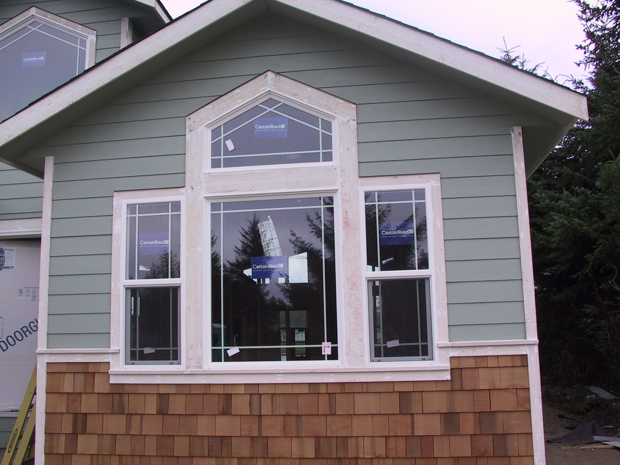 House siding understanding the options armor roofing for Different exterior house styles