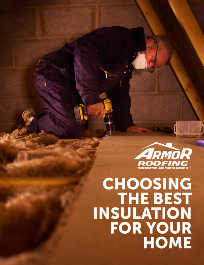 Free EBook: Choosing The Best Insulation For Your Home